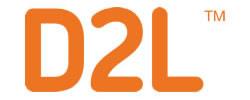 D2L Logo - Login