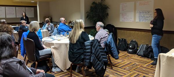 2019 UW MBA Consortium Faculty Meeting