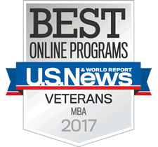 2017 US News Veterans Logo